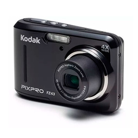 Cámara Digital Kodak Compacta 16mp Fz43 Otero Hogar