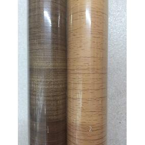 Papel Adesivo Contacte Madeira 45cmx10m Com 4 Rolos