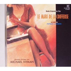 Cd Japones - Le Mari De La Coiffeuse - Trilha Michael Nyman