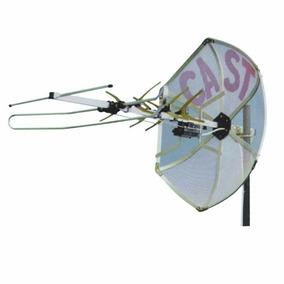Antena Externa Castelo Tipo Parabolica M-3000