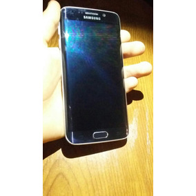 Galaxi S6 Edge 64gb Seminuevo E Impecable Barato