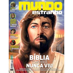 Revista Mundo Estranho Ebook - 10 Revistas Digitais Pdf Cbr