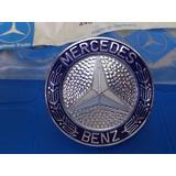 Mercedes Benz Insignia Medalla Emblema Escudo Estrella