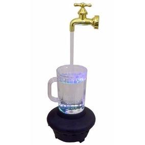 Caneca Fonte De Agua Torneira Magica Entregagarantida