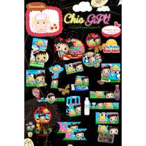 Kit Imprimibles De Ni Hao Kai-lan, Editables Cumpleaños