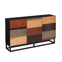 Moderna Mesa En Madera Contemporanea Harvey Console South E.