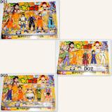 Dragon Ball Z Kit Com 5 Personagens Goku Brinquedo Promoção