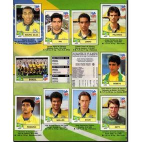 Álbum De Figurinhas Digitalizado Copa Do Mundo 94