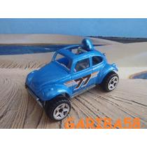Hot Wheels Vw Baja Bug Fusca 2005 #161 Collector Gariba58