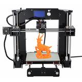 Impresora 3d Prusa I3 A6 Luz Led+lcd+pla Armada Y Lista!!!
