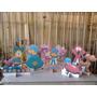 Festa Infantil Display Pocoyo E 10 De Mesa De 21 A 30 Cm