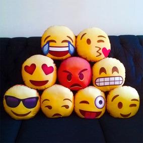Almofadas Emojis/emoticons Whatsapp - Mais De 60 Modelos