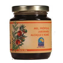 Mel C/ Própolis,jaborandi,alcaçuz E Romã Fauna & Flora