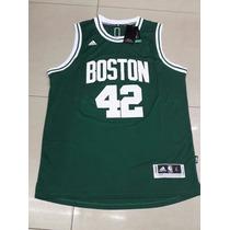 Camiseta Musculosa De Basket Boston Celtic #42 Horford Nba