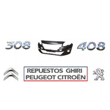Paragolpe Original Peugeot 408 Linea Nueva Ghiri