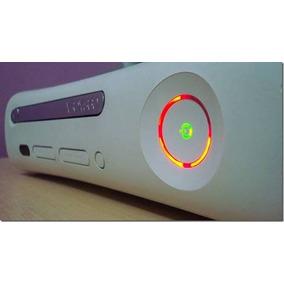 Xbox 360 Arcade Com Defeito Luz Vermelha Leia O Anúncio!!!