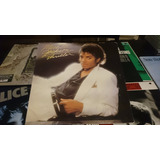Michael Jackson - Thriller - Album Vinilo 1982 - Epic Usa