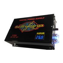 Fonte Automotiva 135a 24v Bi-volt Automatico