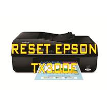 Reset Impressora Epson Tx300f + Frete Grátis