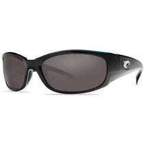 Hh 11 Ogp Lente Costa Del Mar Hammerhead Shiny Black Gray Mi