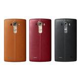 Celular Lg G4 H818 Dual Desbloqueado Couro 32gb 4g Novo