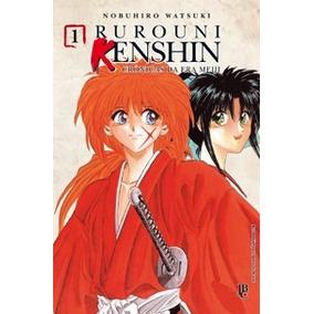 Coleção Rurouni Kenshin 1 Ao 28 (maioria Lacrado)