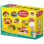 Brinquedo Infantil Massinha Modele Brinque Comida Japonesa