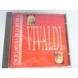 Disco De Enciclopedia De La Música Antonio Vivaldi Original
