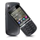 Pedido Nokia 300 Asha Libre Fabrica Color Negro Claro Movist