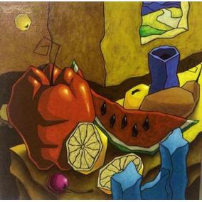 Oleo Del Artista Francisco Ramos