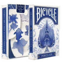 Cartas Bicycle Porcelain