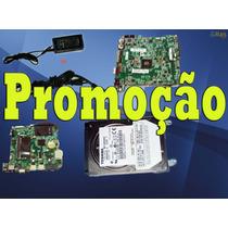 Carcaça Tampa Base Teclado Netbook Cce Winbook N22s Usada