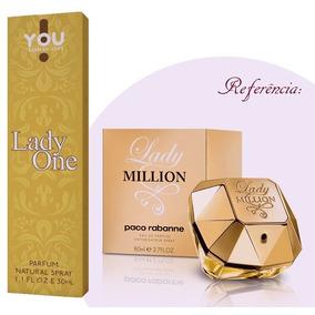 Perfume Lady One You - Lady Million Inspiração 30ml