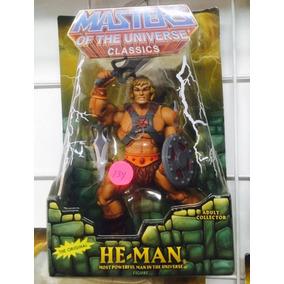 --- He-man Clasico Motuc Exclusivo Los Amos Del Universo ---