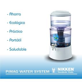 Sistema De Purificación Y Filtrado De Agua Piwater De Nikken