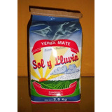 Yerba Sol Y Lluvia Barbacuá 15 Kg (6 Paq De 2.5 Kg)