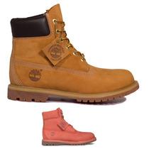 Bota Timberland Feminina Yellow Boot 6 Premium 37%off