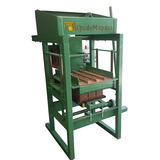 Máquinas De Fabricar Blocos De Cimento