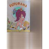 Futurama 1ª Temporada Box Com 3 Dvds Original
