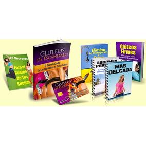 Levanta Aumenta Relleno De Gluteos Nalgas Pompis - Libro