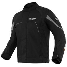 Jaqueta X11 One Moto Masculina C Proteção 100% Impermeável