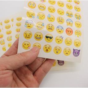 Calcomanias Emoji Whatsapp Sticker Funda Celular Laptop