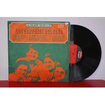 Los Cantores Del Alba Argentina 1978 Lp Vinilo [microcentro]