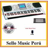 Órgano Piano Electrónico Vozzex ,entrada Usb,+deliveryº