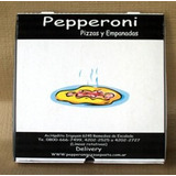 Fabricacion De Cajas De Pizza En Chascomus