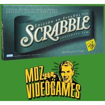 Scrabble - Juego De Mesa Original - Mdz Videogames