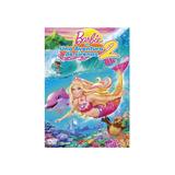 Dvd Barbie Una Aventura De Sirenas 2 Nuevo Cerrado Sm
