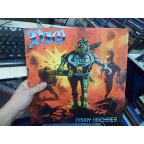 Lp Importado - Dio - Angry Machines - Frete 15,00