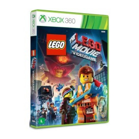 Lego The Movie Videogame Xbox 360 Original Rcr Games