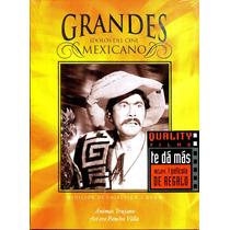 Dvd Animas Trujano / Asi Era Pancho Villa - Ismael Rodriguez